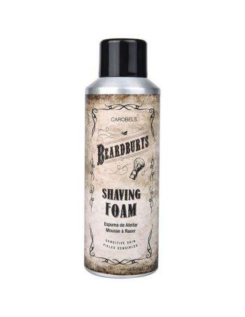 Pena za brijanje za osetljivu kožu BEARDBURYS 200ml