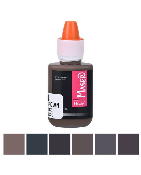 Pigment za trajnu sminku BIOMASER 10ml
