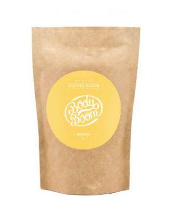 Piling od kafe za telo Body Boom Banana 30g