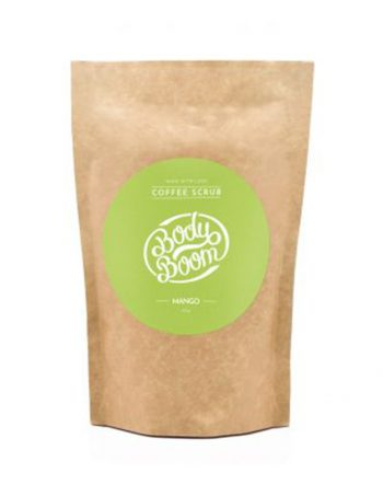 Piling od kafe za telo Body Boom Mango 30g