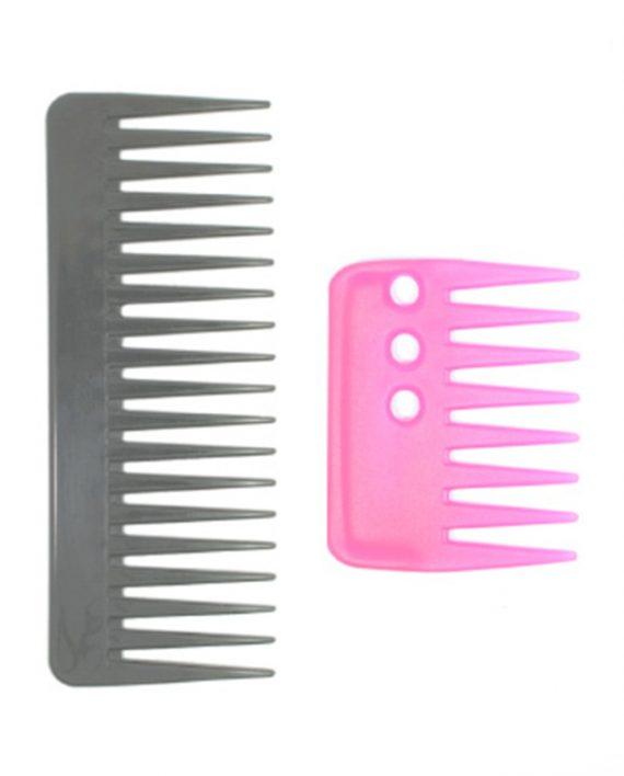 Plasticni cesljevi za rascesljavanje kose