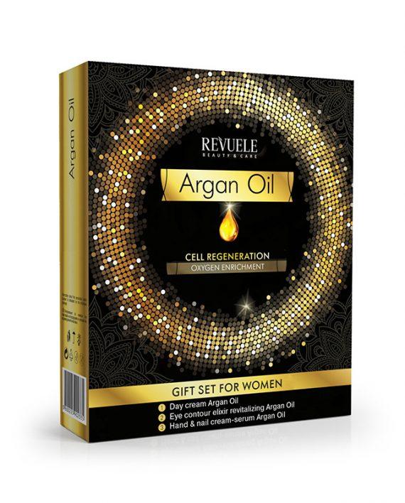 Poklon SET REVUELE Argan Oil