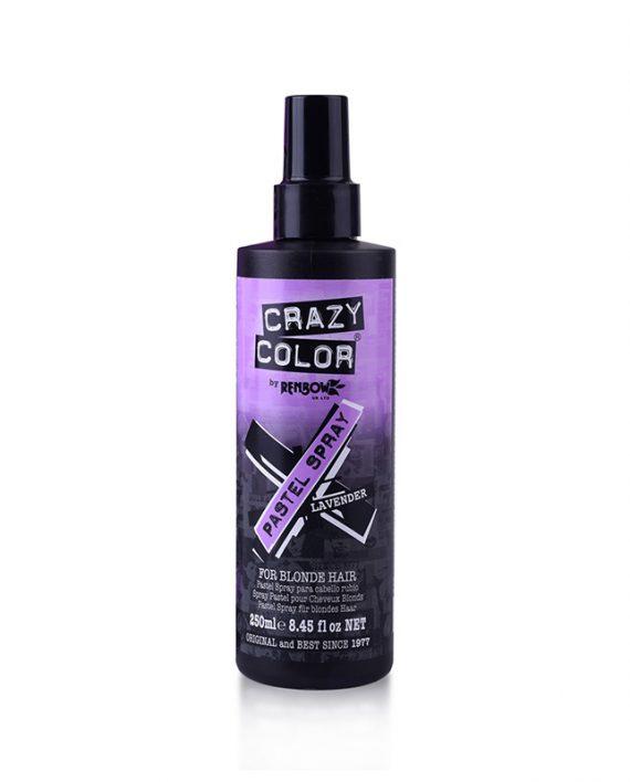 Polutrajna-Pastelna-boja-u-spreju-za-kosu-Crazy-Color-Lavender-250ml1