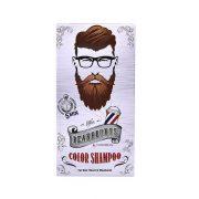 Polutrajna farba za kosu, bradu i brkove BEARDBURYS Tamnobraon 3N