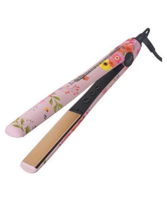 Presa za kosu sa keramičkim pločama DIVA Floral Elite Styler Blossom
