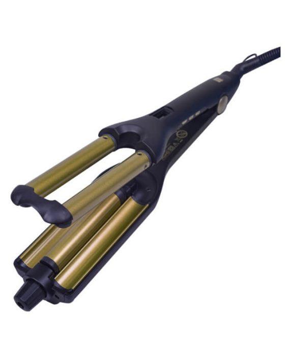Presa za kosu sa titanijumskim plocama za kreiranje talasa LABOR PRO Multi Wave