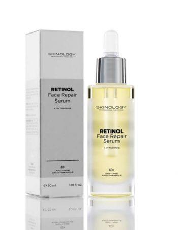 RETINOL + vitamin E serum za lice