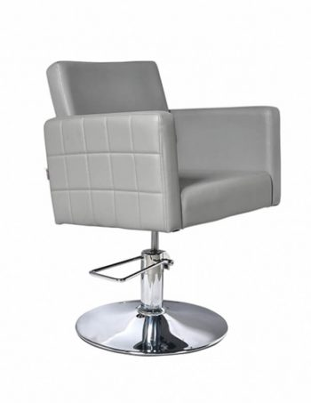 Radna stolica ILI 8012 - P4(KRUG) siva