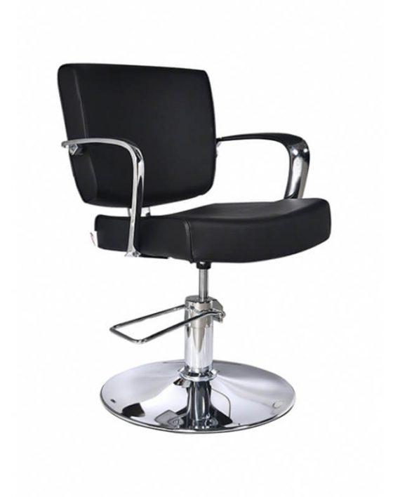 Radna stolica LOARA 8218 - P4(KRUG) crna