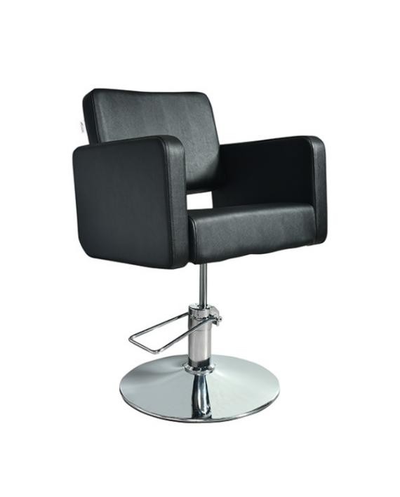 Radna stolica SOMME 8251 - P4(KRUG) crna