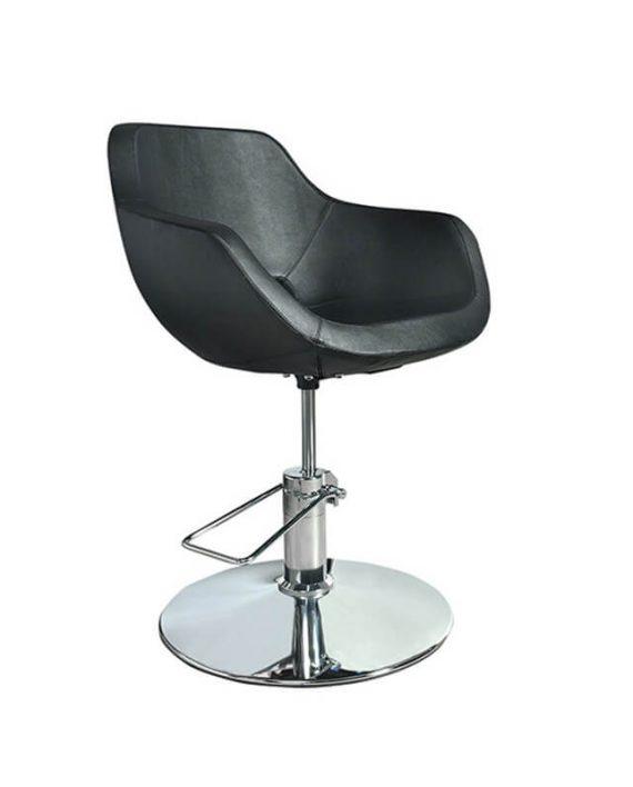 Radna stolica TARN 8008 - P4(KRUG) crna