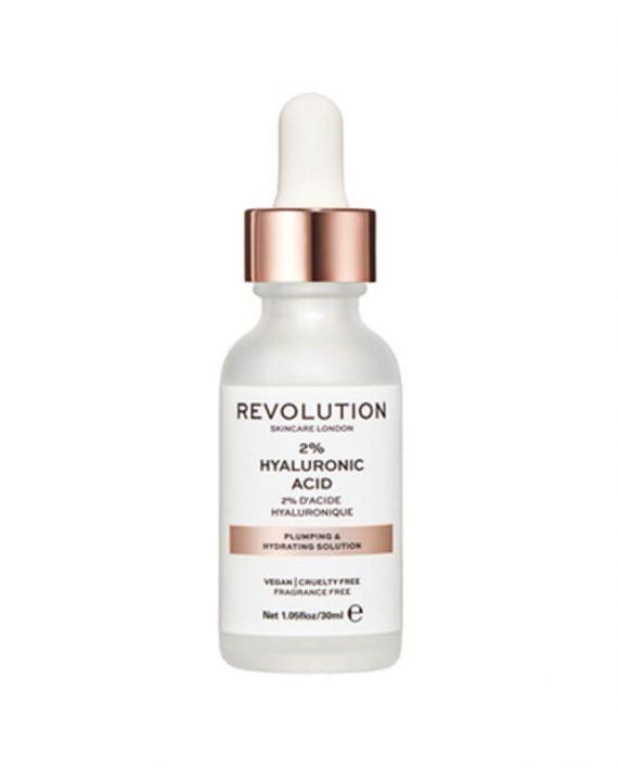 Rastvor za hidrataciju koze lica REVOLUTION SKINCARE 2% Hyaluronic Acid 30ml