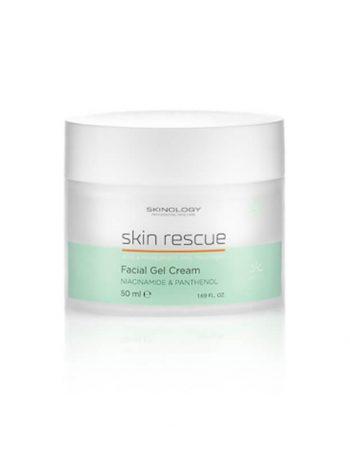 SKIN RESCUE gel krema za lice (sa niacinamidom i pantenolom) DNEVNA