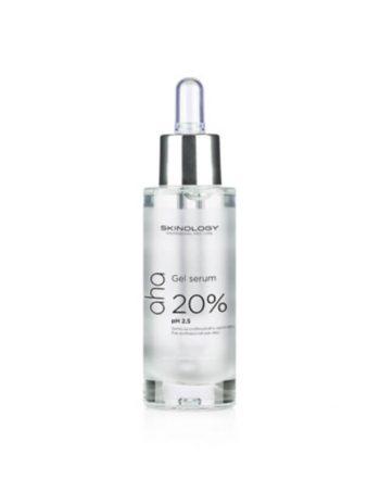 SKINOLOGY Aha serum 20%
