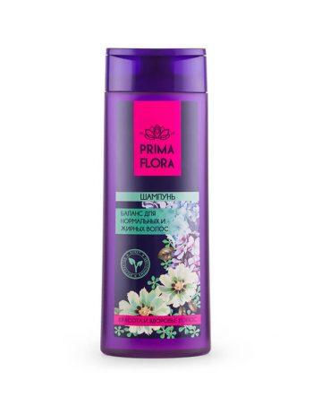 Sampon PRIMA FLORA balans za normalnu i masnu kosu