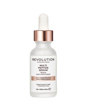 Serum sa peptidima za zatezanje koze lica REVOLUTION SKINCARE Multi Peptide 30ml