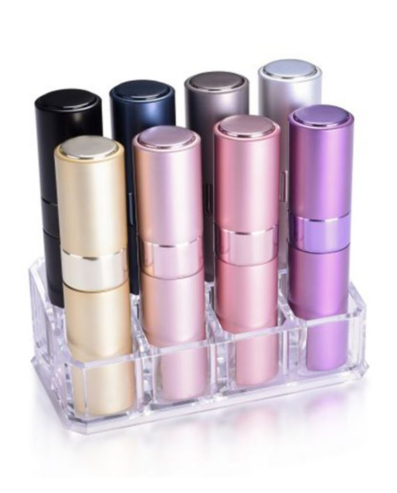 Set Bocica za parfeme na stalku BLUSH 8 1-1