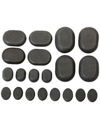 Set vulkanskog kamenja za masazu Mini 20