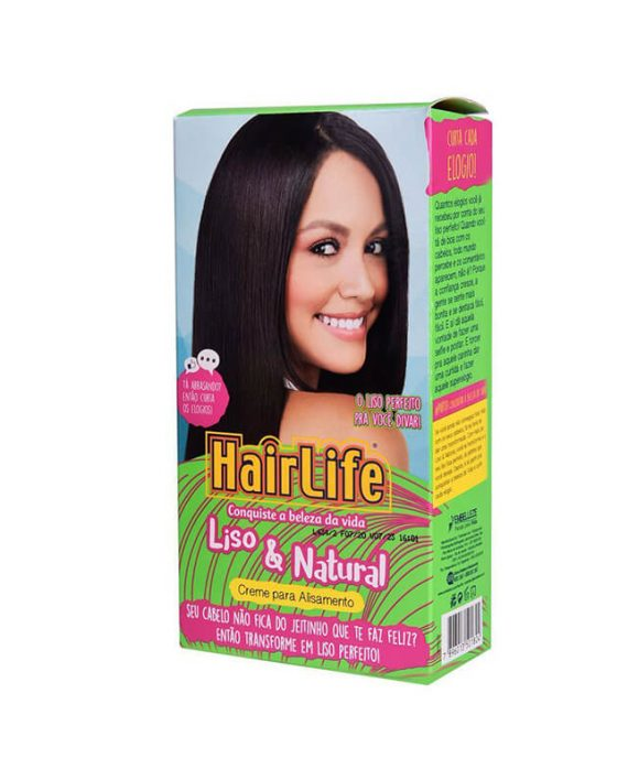 Set za ispravljanje kose NOVEX HairLife Liso Natural