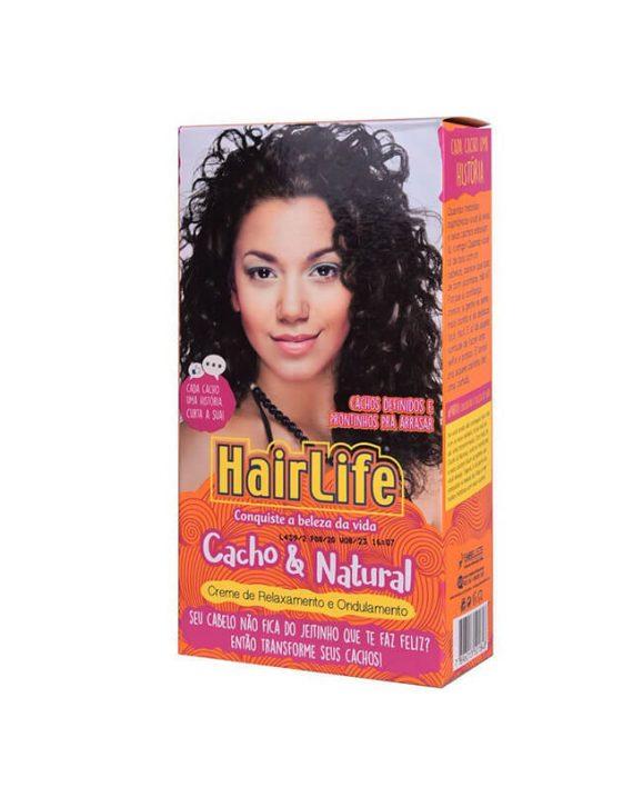 Set za kovrdzanje kose NOVEX HairLife Cacho Natural