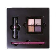 Set za sminkanje NYX Professional Makeup LOOKSET15