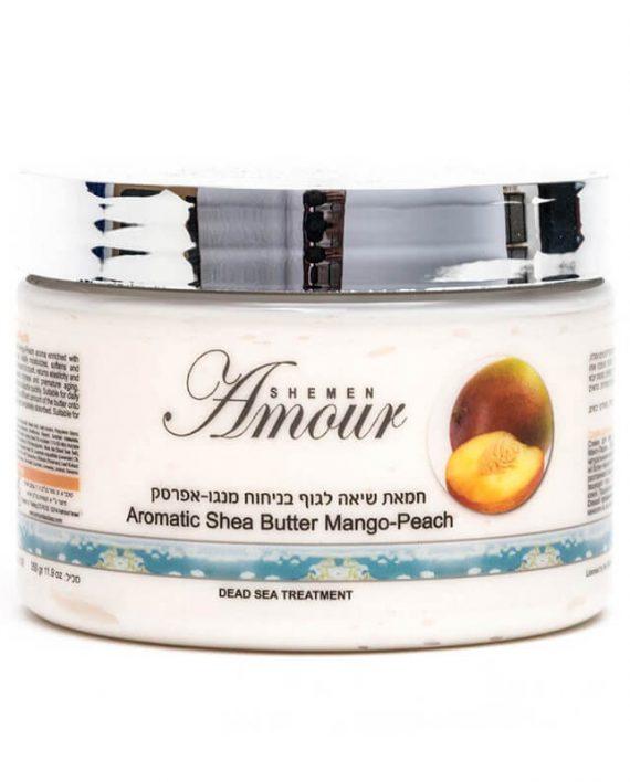 Shemen Amour Aromatični shea buter mango-breskva