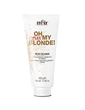 Silky Blonde krema za dekolorizaciju kose