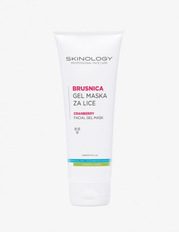 Skinology-GelMaske200ml-Brusnica