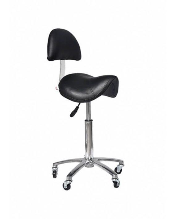 Stolica za frizera ARNO 7283 aluminijum