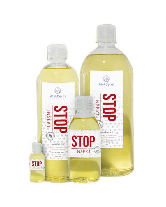 Stop Insekt masazno ulje