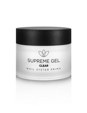 Supreme UV gel clear
