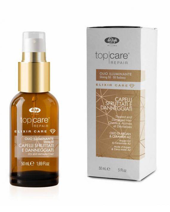 TCR Organsko Illuminantno Argan ulje za ekstremno ostecenu hemijski tretiranu kosu