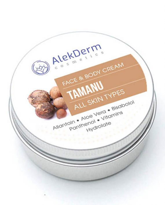 Tamanu krem – AlekDerm Face & Body Cream