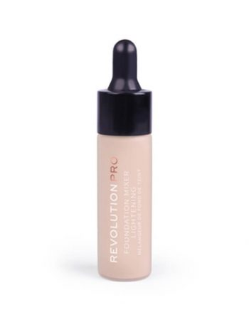 Toner za tecni puder za iluminaciju REVOLUTION PRO Foundation Mixer Illuminating 18ml
