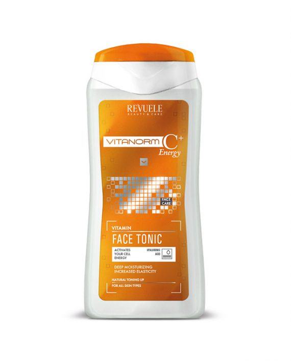 Tonik-sa-vitaminima-za-lice-C+Energy-REVUELE-Vitanorm-200ml