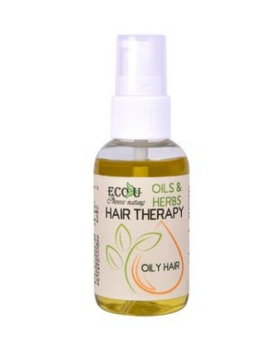 Tretman za masnu kosu i kozu glave ECO U Hair Therapy 50ml