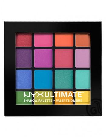 NYX Professional Makeup Ultimate palete senki