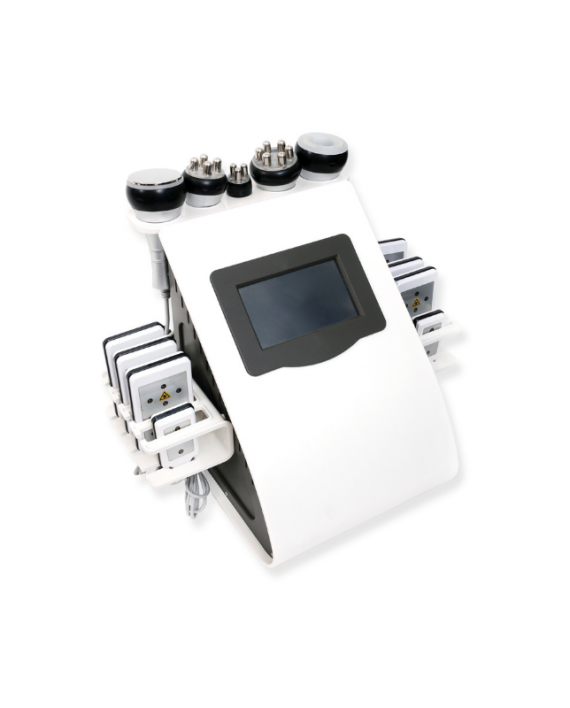 Ultrazvucna kavitacija i lipo laser - aparat za lice i telo