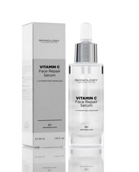 VITAMIN C + hydrating komplex serum za lice