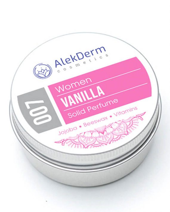 Vanilla for Women – Cvrsti parfem 007