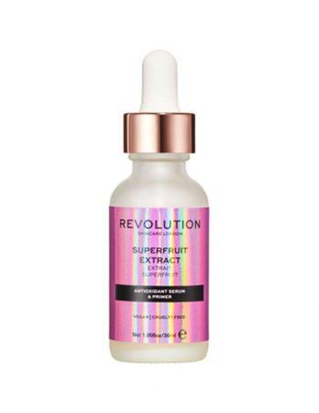 Vocni serum i prajmer za lice REVOLUTION SKINCARE Superfruit Extract 30ml