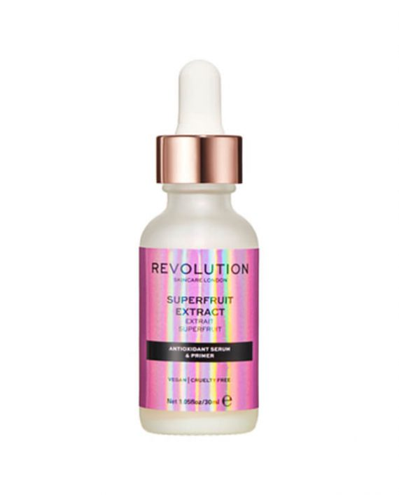 Vocni serum i prajmer za lice REVOLUTION SKINCARE Superfruit Extract 30ml