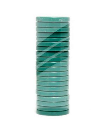 Vosak disk zeleni 400g