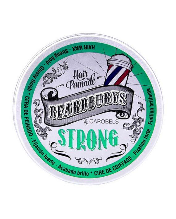 Vosak za snažno stilizovanje kose BEADRBURYS Strong 100ml
