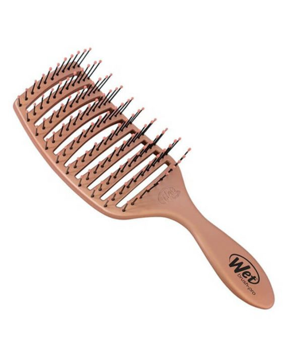 Wet brush cetka za rascesljavanje kose - Epic Quick RoseGold
