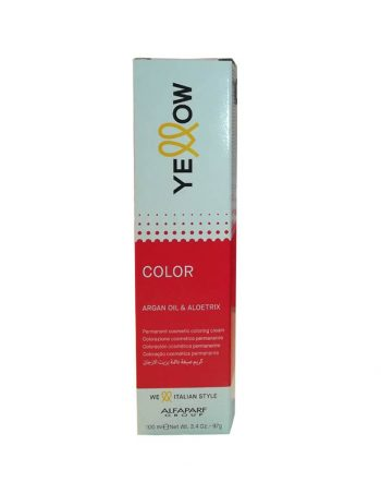 YELLOW permanent boja za kosu 100ml