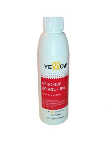 YELLOW permanent hidrogen 150ml