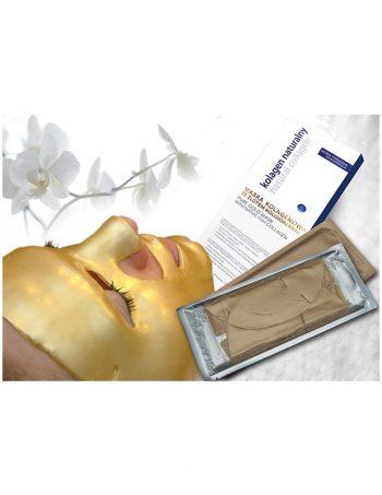 Zlatna maska sa prirodnim ribljim kolagenom
