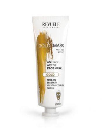 Zlatna-maska-za-zatezanje-koze-lica-REVUELE-Anti-Age-Lifting-Effect-80ml--1