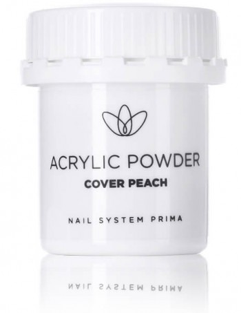 "Acrylic nail powder "" cover peach"""